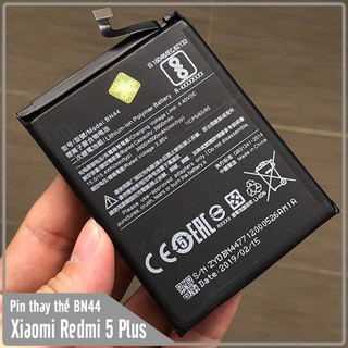 Pin cho Xiaomi Redmi 5 Plus (BN44),dung lượng 4000mAh
