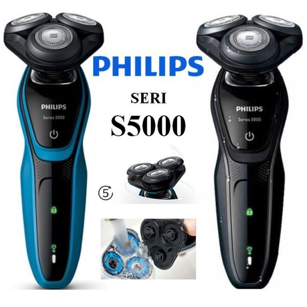 [Mã COS2409 hoàn 10% xu đơn 300K] Máy cạo râu Philips S5079 / S5077 / S5070 (bảo hành 12 tháng)