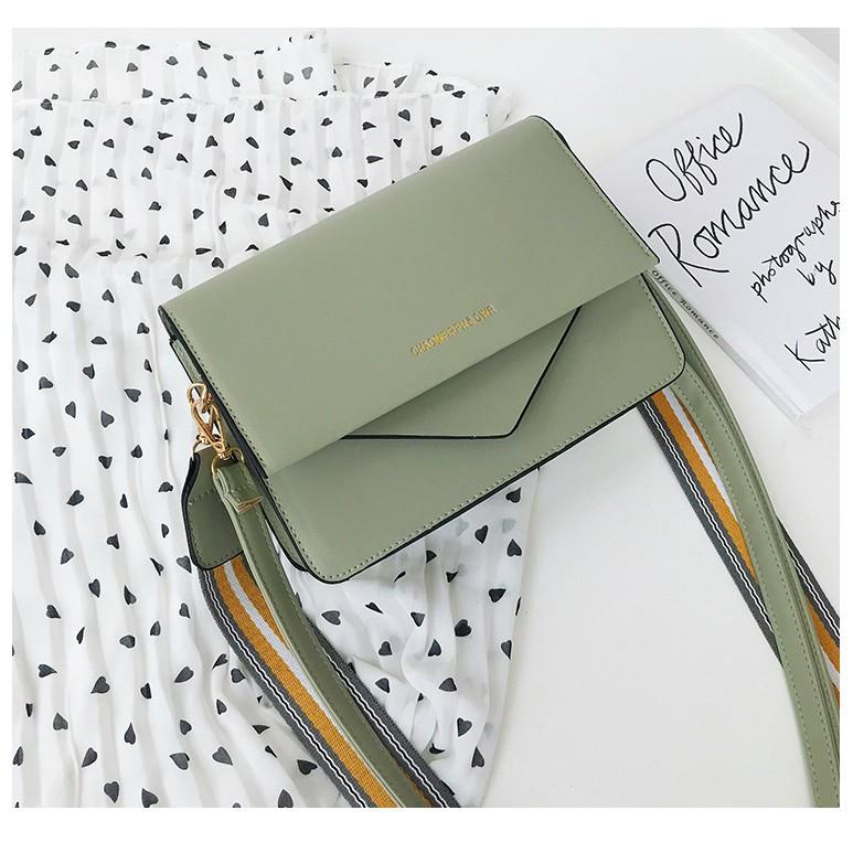 [Siêu Rẻ] XTU498 Túi đeo chéo 2 dây đeo