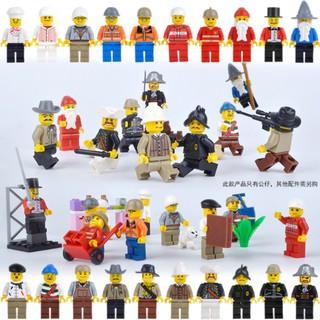 Bộ 56 Mô Hình Lego Nhân Vật Lego