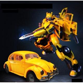 Mô hình Transformer Black Mamba bumblebee H6001-3 Studio Se