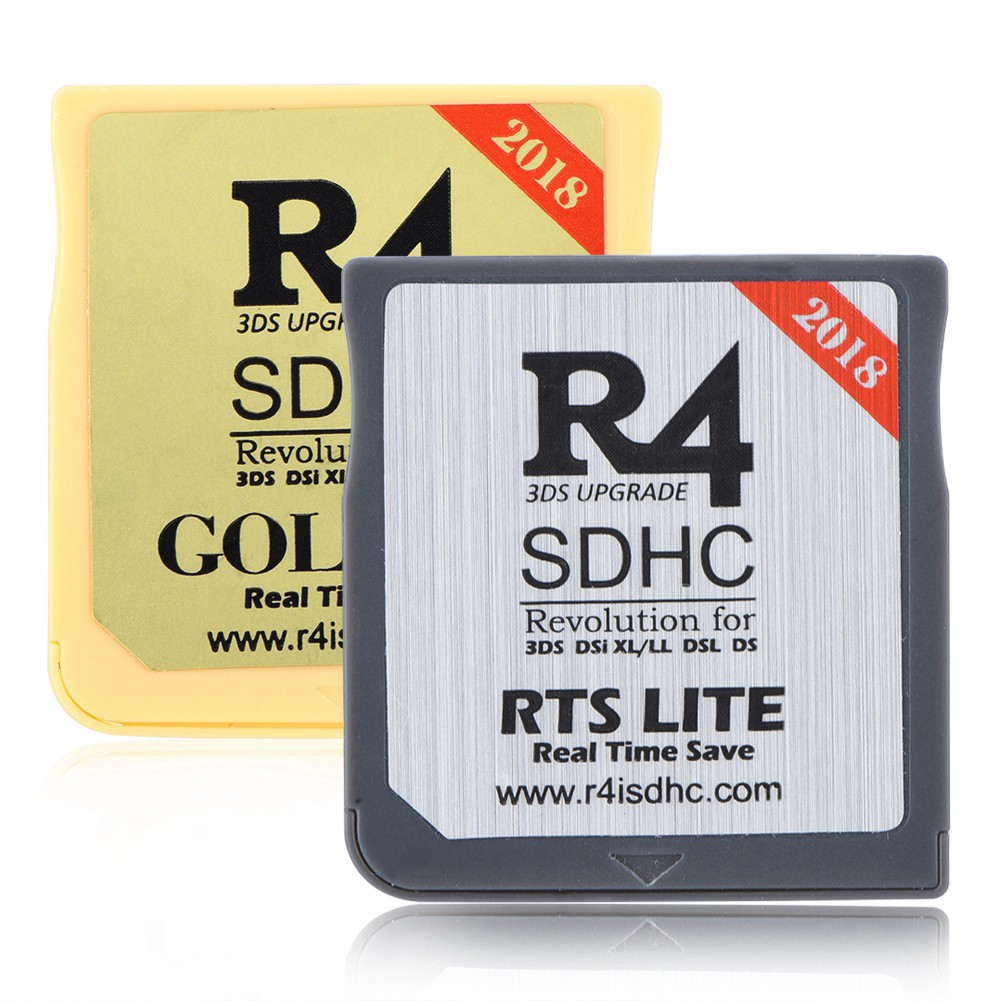 Thẻ R4 SDHC 2020 Cho Nintendo 3DS Nintendo 2DS Nintendo DS Nintendo DS Lite Nintendo DSi