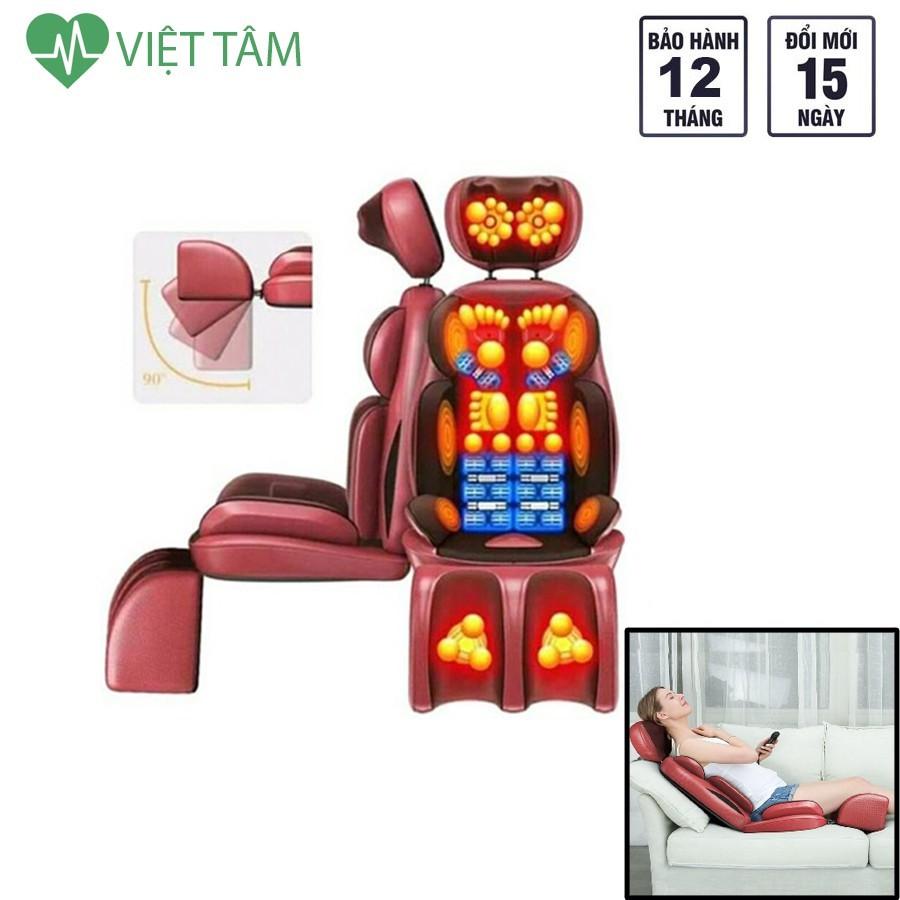 Ghế Massage Toàn Thân Có Hồng Ngoại 2021 (Bảo Hành Lên Đến 1 Năm)