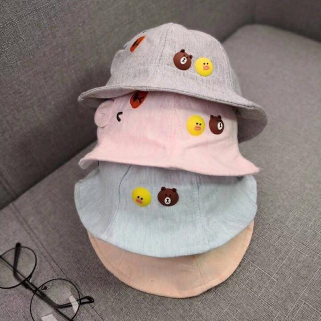 Mũ vải tròn