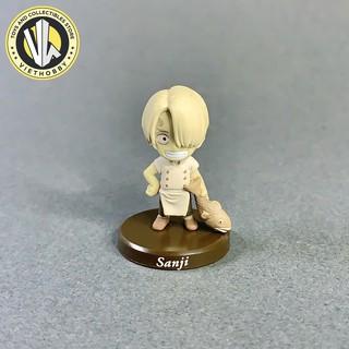 [Nobox – Like new] Mô hình nhân vật Figure One Piece Bandai chính hãng – Sanji (Cao 5cm)
