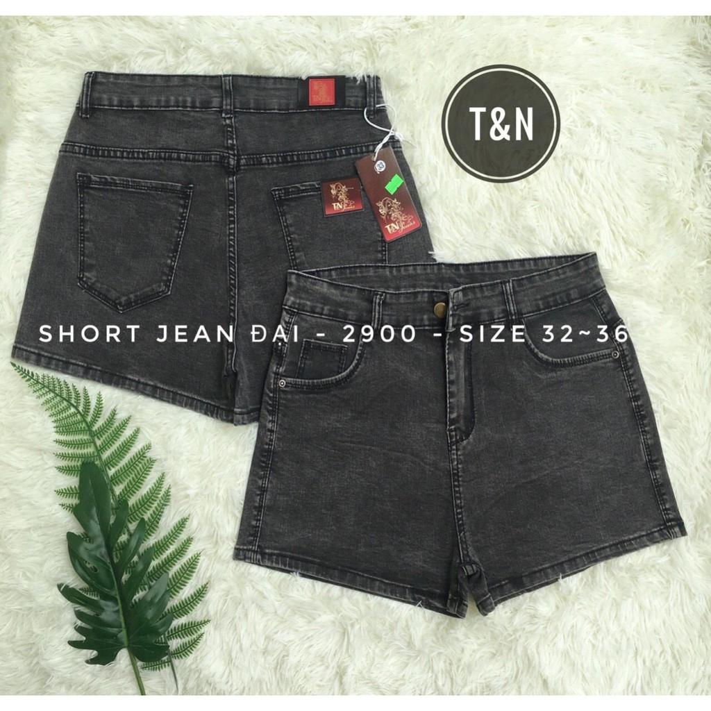 [Size Siêu To 32~36] Quần Short CỰC ĐẸP đơn giản, lưng cao dãn mạnh, hàng xịn