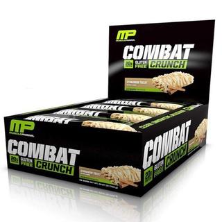 MP Combat Crunch Bar PROTEIN BAR (12 thanh) thumbnail