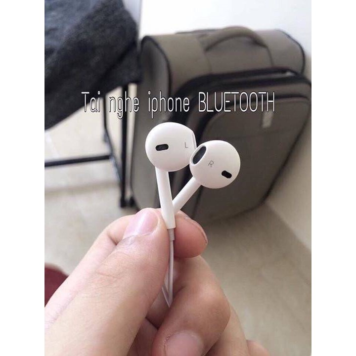 Tai nghe Bluetooth S6 có mic đàm thoại (có 2 màu đen và trắng )
