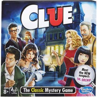 Board Game Clue Classic Chính Hãng Hasbro (US)