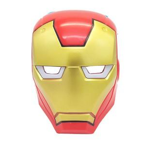 Đồ chơi mặt nạ Người Sắt có đèn bằng nhựa FY6003K rẻ như cho