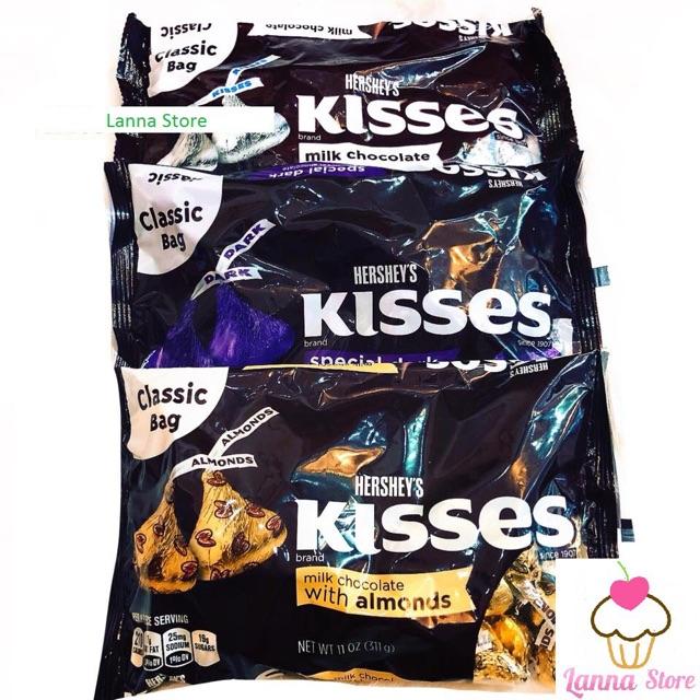 Sô cô la Kisses Ú gói trung - hàng xách tay Mỹ - 2727797 , 755106159 , 322_755106159 , 150000 , So-co-la-Kisses-U-goi-trung-hang-xach-tay-My-322_755106159 , shopee.vn , Sô cô la Kisses Ú gói trung - hàng xách tay Mỹ