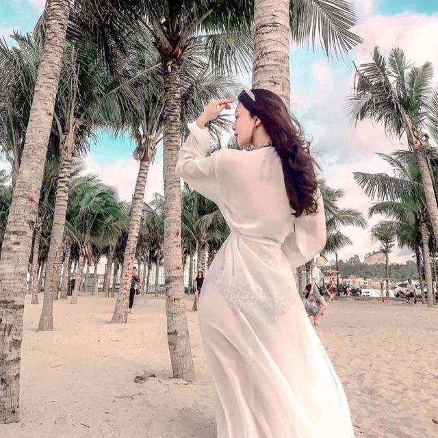 Choàng đi biển ( Có sẵn tại Stork Bikini)