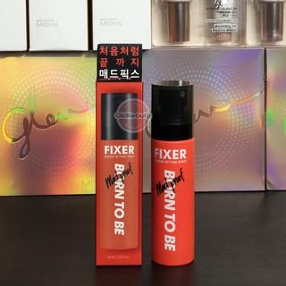 Xịt căng bóng khóa lớp trang điểm của Makeup Setting Spray PIXER BORN TO BE