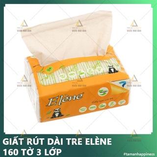[Rẻ vô địch] Giấy ăn lụa than tre tự nhiên ELENE Cao cấp không tẩy trắng, thân thiện môi trường 180x thumbnail