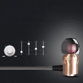 Bộ 4 nút tai nghe nhét tai xịn + kẹp dây 4