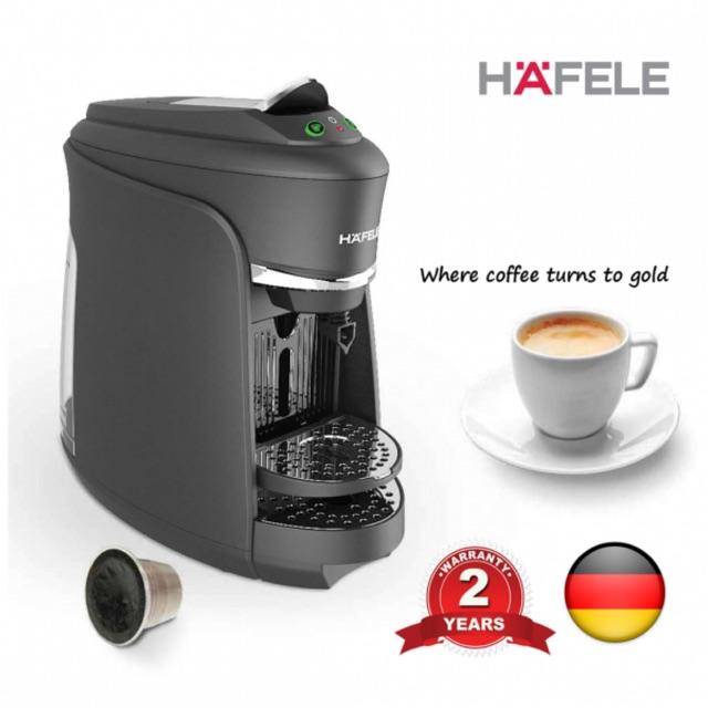 Máy pha cà phê dạng viên nén Hafele Espresso