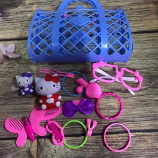 Giỏ đồ chơi cho bé – giao màu giao mẫu ngẫu nhiên