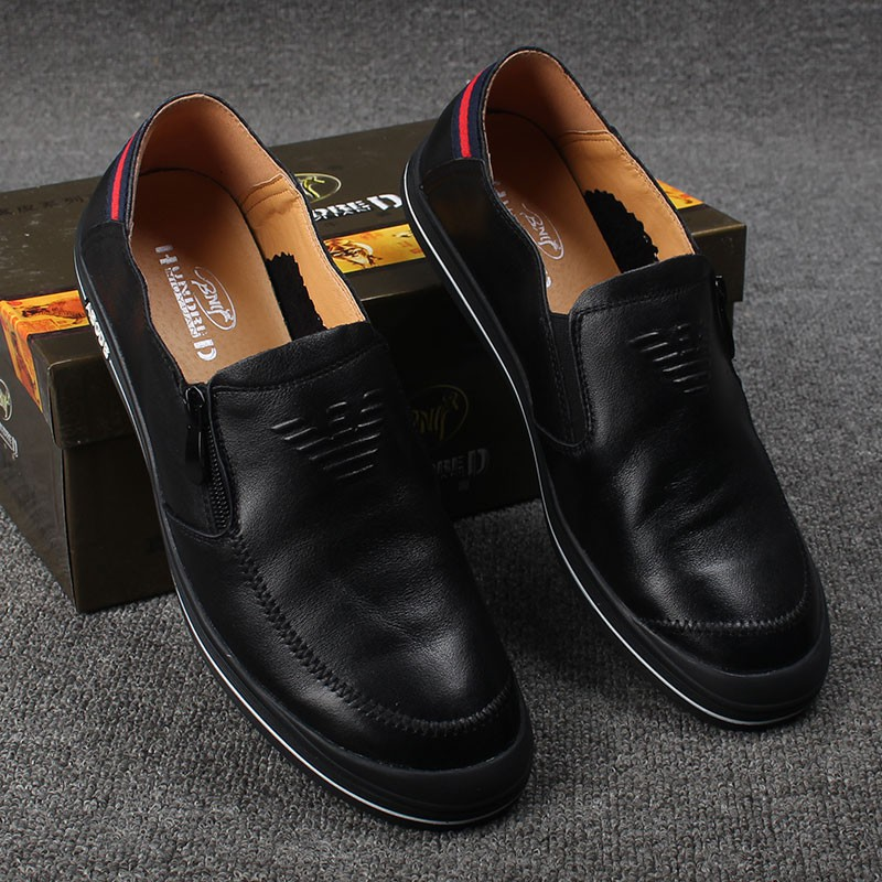 Break-code shoe version made of foreign trade of leather and shoe cattle