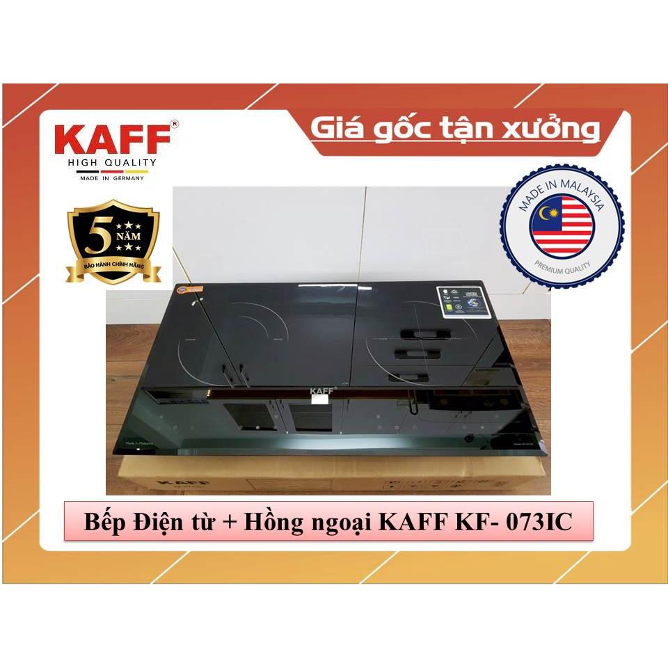 Bếp điện từ Kaff KF- 073IC ><Chính Hãng 🔥Sản Phẩm Tốt ✅ Inverter tiết kiệm điện 🔥 Chức năng thông minh✅ Bảo hành [60T]