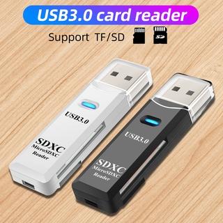 Đầu đọc thẻ nhớ USB 3.0 thiết kế nhỏ gọn