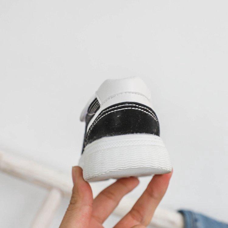 Giày Thể Thao Da Tổng Hợp Chống Trượt Cho Bé Từ 3-5-7-18 Tuổi