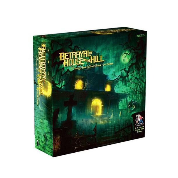 Betrayal At House On The Hill – Game kinh dị của thời đại
