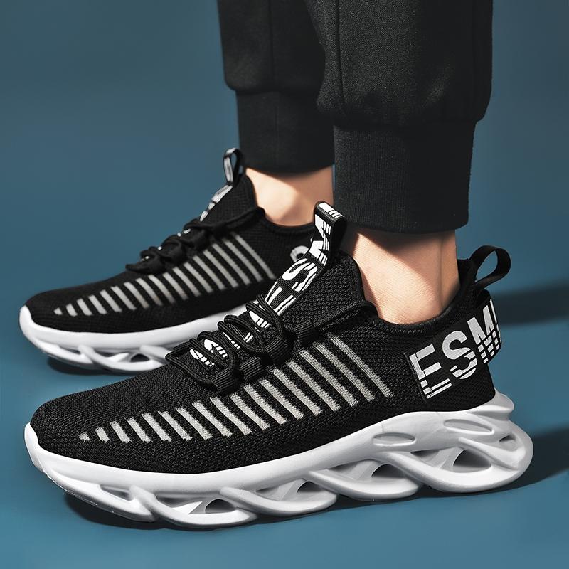 Men's Shoes Sports Shoes Casual Shoes Korean Version Breathable Sneakers M12912