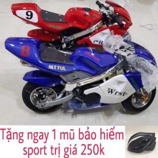 Xe Đồ Chơi Moto Cho Trẻ Em 49cc