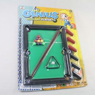 Bộ đồ chơi bàn Bi-a cho bé yêu PCC-23