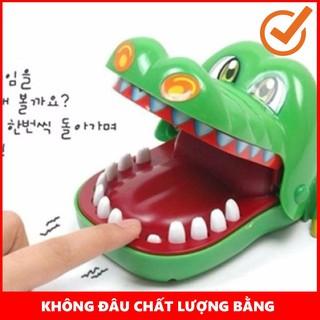 Bộ trò chơi cá sấu cắn tay – NAM TỪ LIÊM