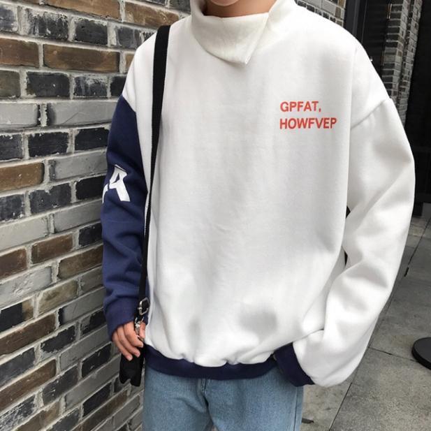 áo sweater nam