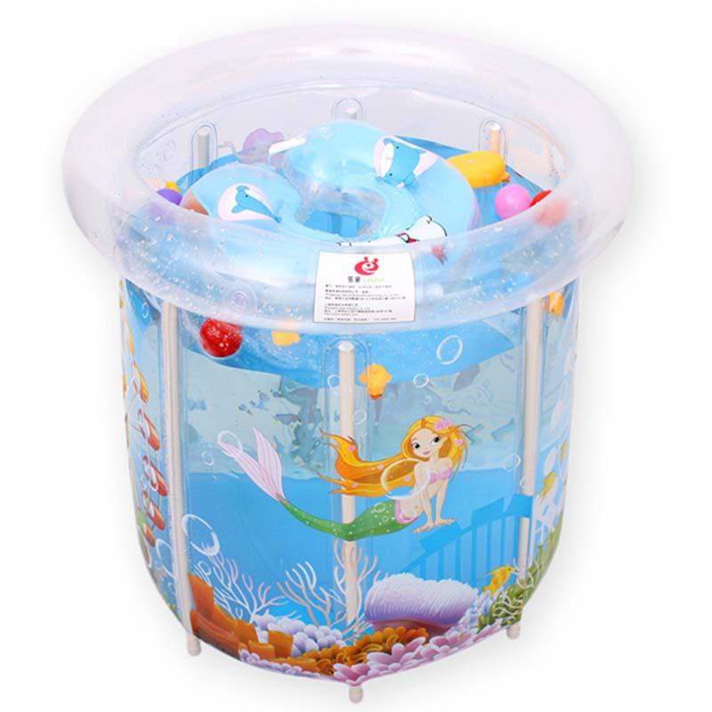 Bể bơi khung tròn tặng kèm phao cổ cho bé yêu 80x80cm - 2777398 , 1164882190 , 322_1164882190 , 425000 , Be-boi-khung-tron-tang-kem-phao-co-cho-be-yeu-80x80cm-322_1164882190 , shopee.vn , Bể bơi khung tròn tặng kèm phao cổ cho bé yêu 80x80cm