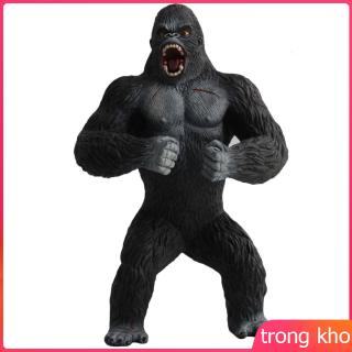 Simulation Chimpanzee Movies Wild Animals Monkey PVC Figure Gorilla Collectible Model Toy