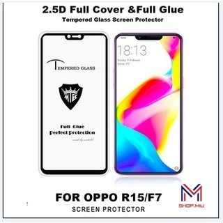 Cường lực 5D Oppo F7 full màn full keo không chấm li ty
