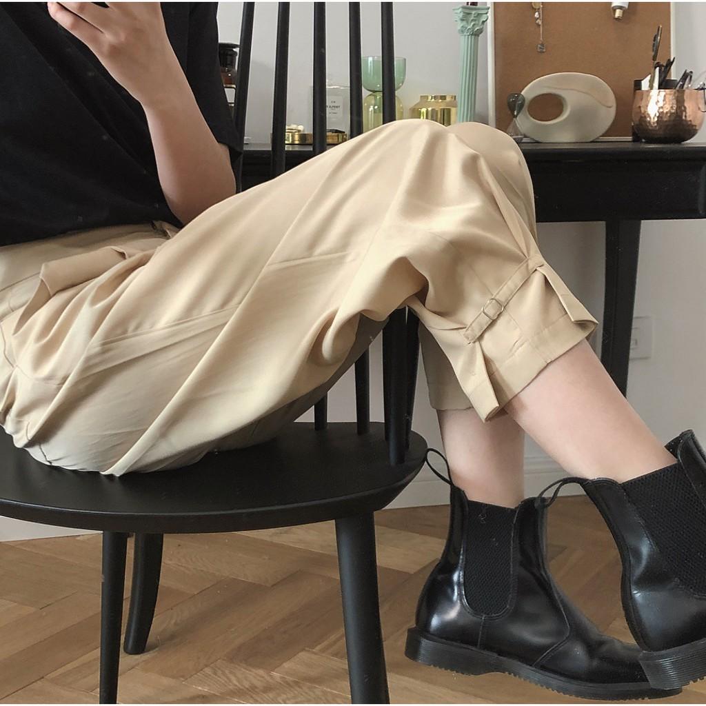quần dài ống rộng phong cách hàn quốc năng động trẻ trung dành cho nam - 14337047 , 2701110855 , 322_2701110855 , 921400 , quan-dai-ong-rong-phong-cach-han-quoc-nang-dong-tre-trung-danh-cho-nam-322_2701110855 , shopee.vn , quần dài ống rộng phong cách hàn quốc năng động trẻ trung dành cho nam