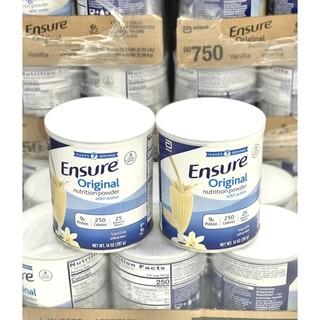 Sữa bột Ensure Mỹ lon 397gr