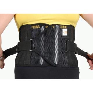 Đai Lưng Cột Sống – Đai cột sống lưng hỗ trợ thoát vị đĩa đêm, đau lưng – Đai nịt bụng giảm eo.
