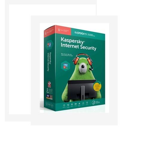Bản quyền diệt virus Kaspersky Internet Security Giá chỉ 205.000₫