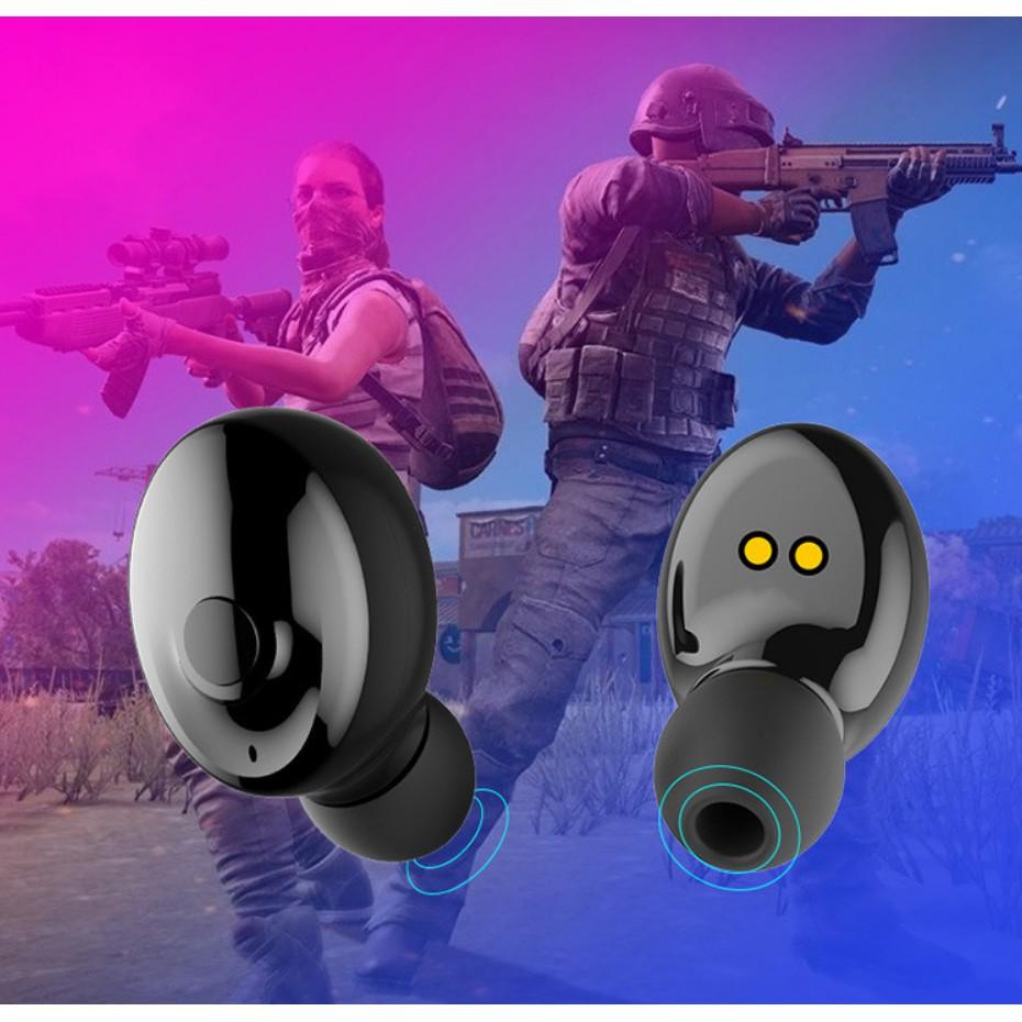 Tai Nghe Bluetooth 2 bên cao cấp XG17 - Hàng Nhập Khẩu