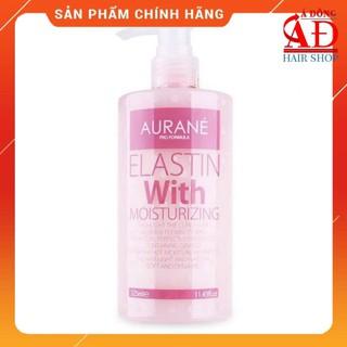 [Chính hãng] [Siêu rẻ] Gel dưỡng tạo kiểu tóc xoăn Aurane Elastin with Moisturizing 325ml