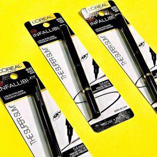 Bút kẻ mắt L'Oréal Super Slim® Liquid Eyeliner Black