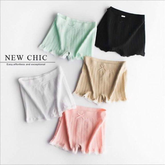[HÀNG XỊN GIÁ SỐC] Quần mặc váy loại 1 túi zip sang chảnh - co giãn 4 chiều xuất Nhật