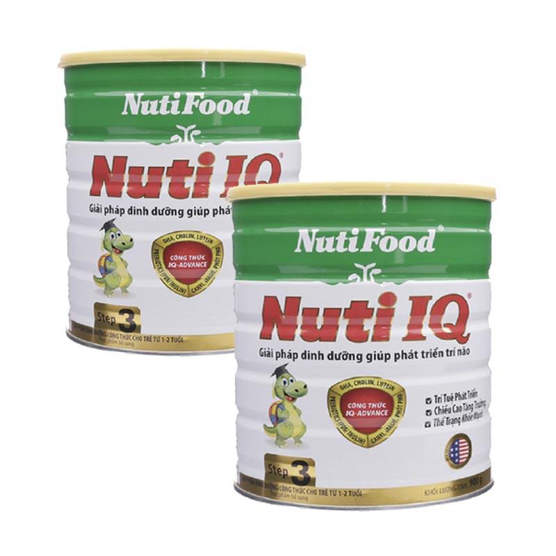 Combo 2 lon sữa Nuti IQ Step 3 900g - 2491748 , 368235092 , 322_368235092 , 309000 , Combo-2-lon-sua-Nuti-IQ-Step-3-900g-322_368235092 , shopee.vn , Combo 2 lon sữa Nuti IQ Step 3 900g