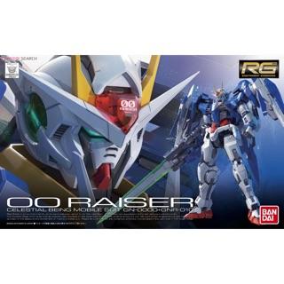 Mô hình lắp ráp Gundam RG 1/144 00 Raiser