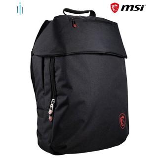 Balo Laptop MSI Tropper Backpack Dùng Cho 15'6 inch và 17'3 inch