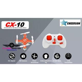 Cheerson CX-10 Mini Máy bay hồi chuyển 6 trục