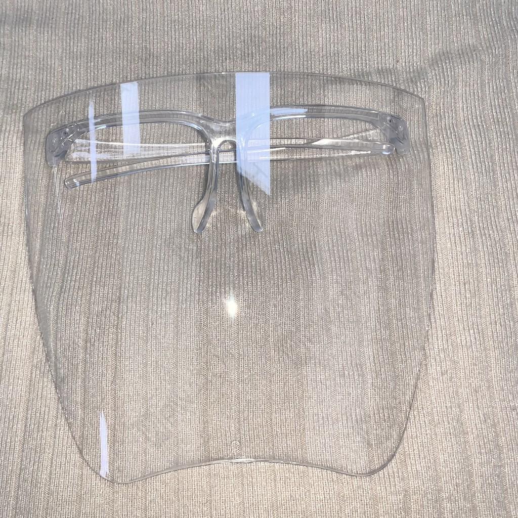 Kính bảo hộ chống giọt bắn chống bụi chống nắng phòng chống dịch tiện lợi