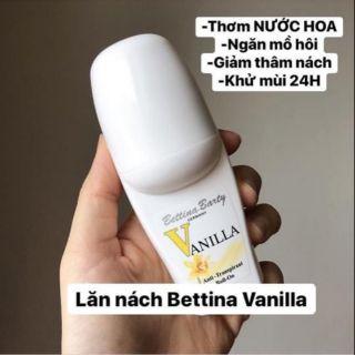 Lăn nách tích hợp nước hoa Vanilla Bettina Đức