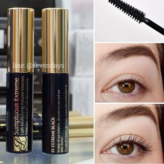 Mascara estee lauder sumptuous bold volume lifting[ cong mi + dài mi + k thấm nước] thumbnail