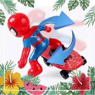 Ván trượt người nhện cho bé